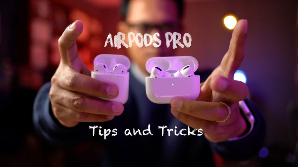 AirPods, AirPods Pro