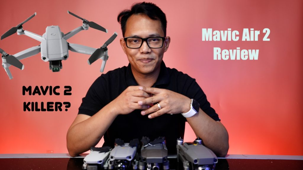 Mavic Air 2 Review
