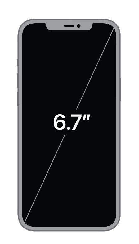 Iphone Pro Max Screen Size