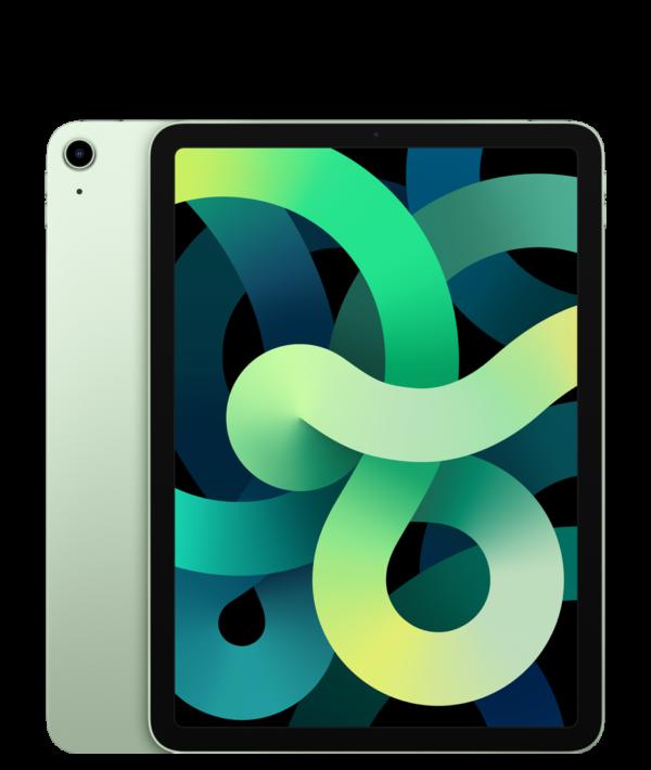 iPad Aie 4th gen green